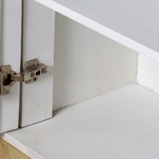 Aparador Branco 2 Portas