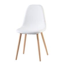 Cadeira CAMINO A CASA Hip Branco