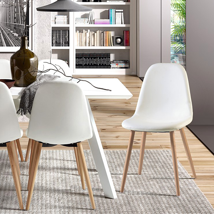 Cadeira camino a casa hip branco polim vel loja de m veis e sof s em lisboa - Sofas camino a casa ...