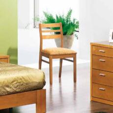 Cadeira LOURINI Âncora Pinho Mel