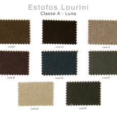 Estofos LOURINI - Classe A - Luna