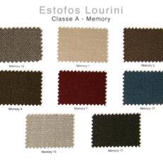 Estofos LOURINI - Classe A - Memory