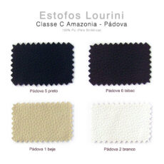 Estofos LOURINI - Classe Amazonia - Pádova