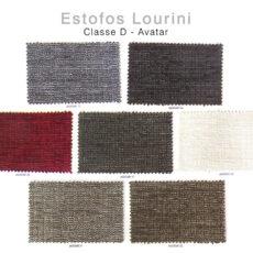 Estofos LOURINI - Classe D - Avatar