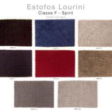 Estofos LOURINI - Classe F - Spirit
