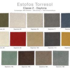 Estofos TORRESOL - Classe 2 Daytona