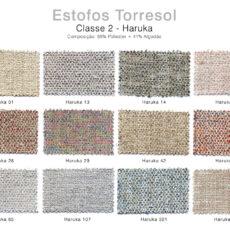 Estofos TORRESOL - Classe 2 Haruka