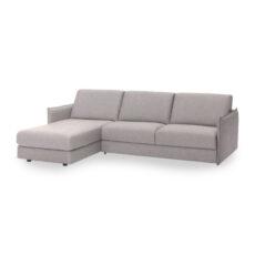 Sofá Cama Chaise-longue DIVANO Elvia