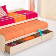 Quarto Juvenil LOURINI Kids 13 Maple