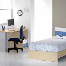 Quarto Juvenil LOURINI Kids 2 Maple