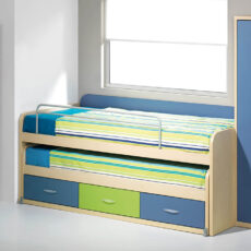 Quarto Juvenil LOURINI Kids 4 Maple